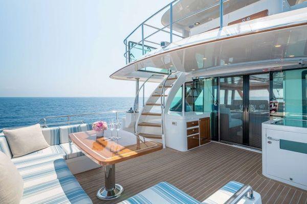 2020 Hunt Yachts 63' Ocean 63 OCEAN 63 | Picture 5 of 8