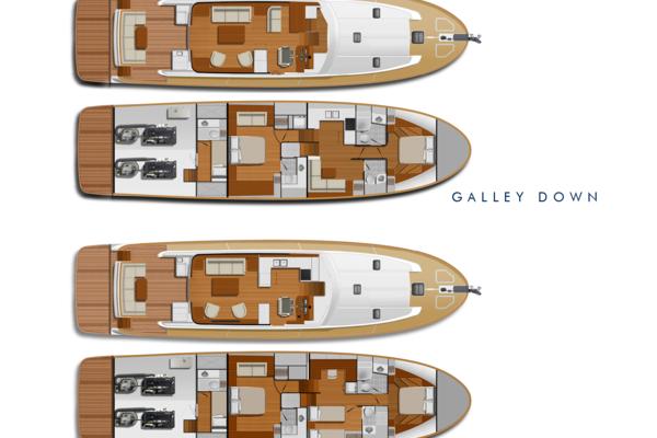 2020 Hunt Yachts 63' Ocean 63 OCEAN 63 | Picture 8 of 8