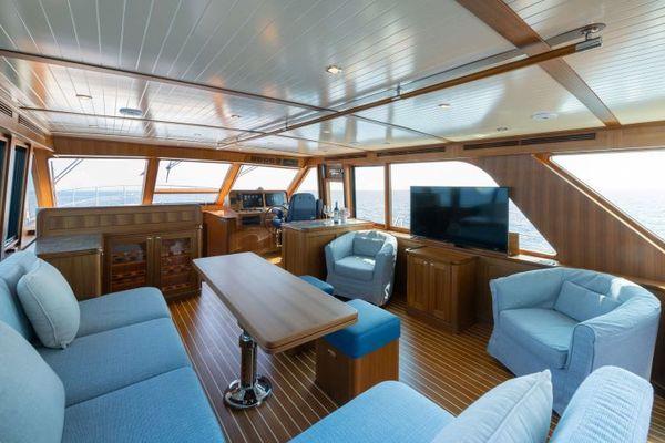 2020 Hunt Yachts 63' Ocean 63 OCEAN 63 | Picture 2 of 8