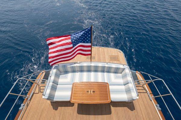 2020 Hunt Yachts 63' Ocean 63 OCEAN 63 | Picture 7 of 8