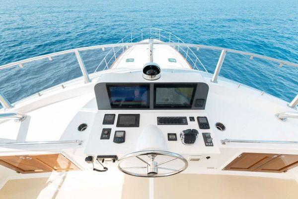 2020 Hunt Yachts 63' Ocean 63 OCEAN 63 | Picture 6 of 8
