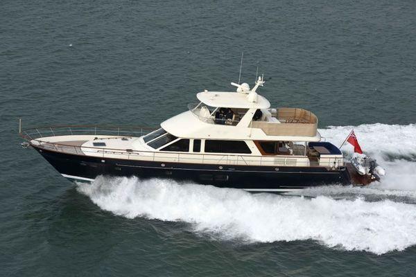 82' Hunt Yachts Ocean 76 Flybridge 2022 | Ocean 76