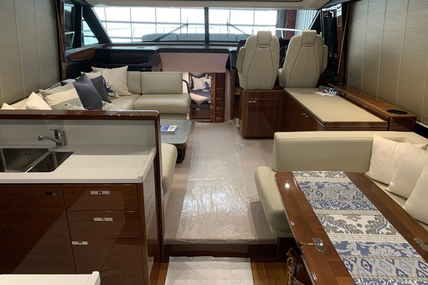 Picture Of: 66' Princess S65 Sportbridge 2017 Yacht For Sale | 3 of 11