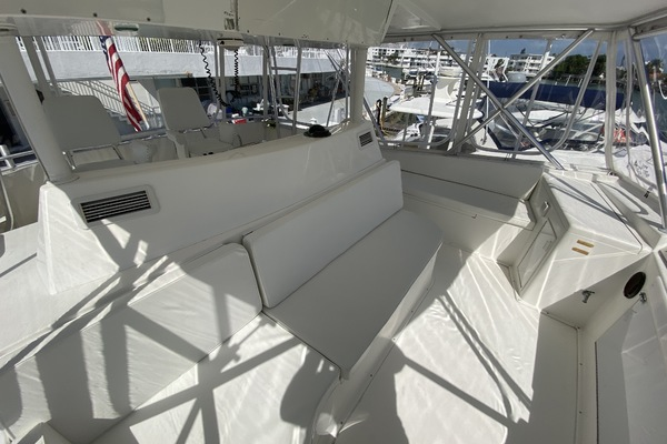 1997 Viking 58' 58 Convertible Outa Control | Picture 5 of 102