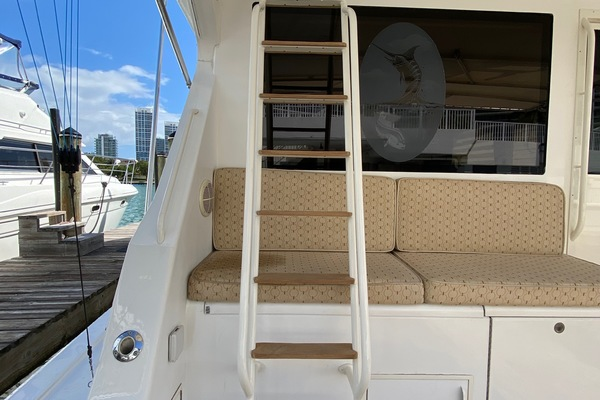 1997 Viking 58' 58 Convertible Outa Control | Picture 8 of 102