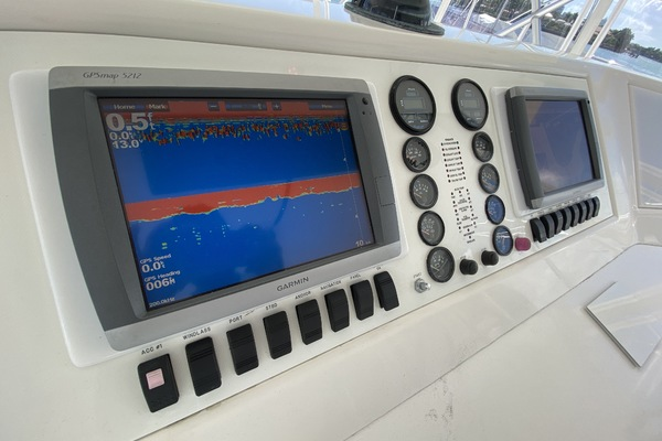 1997 Viking 58' 58 Convertible Outa Control | Picture 7 of 102