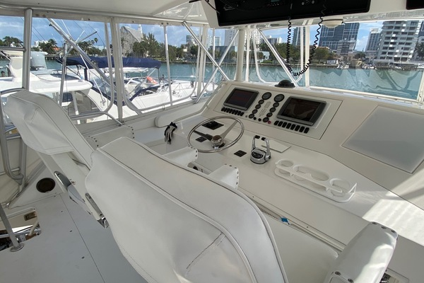 1997 Viking 58' 58 Convertible Outa Control | Picture 3 of 102