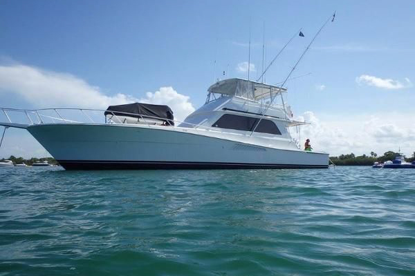 Picture Of: 58' Viking 58 Convertible 1997 Yacht For Sale | 2 of 110