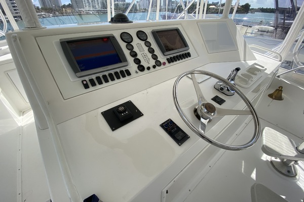 1997 Viking 58' 58 Convertible Outa Control | Picture 6 of 102