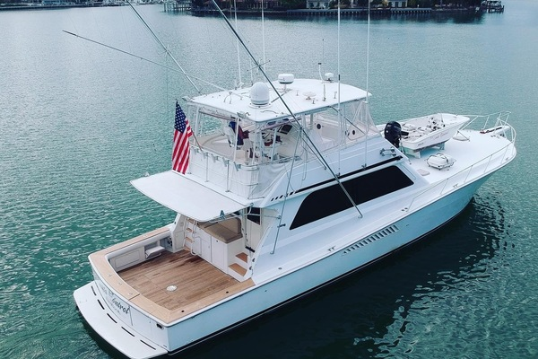 Picture Of: 58' Viking 58 Convertible 1997 Yacht For Sale | 1 of 110