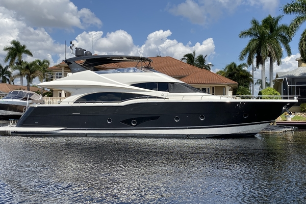 Picture Of: 76' Marquis 72 FLY 2015 Yacht For Sale | 1 of 129