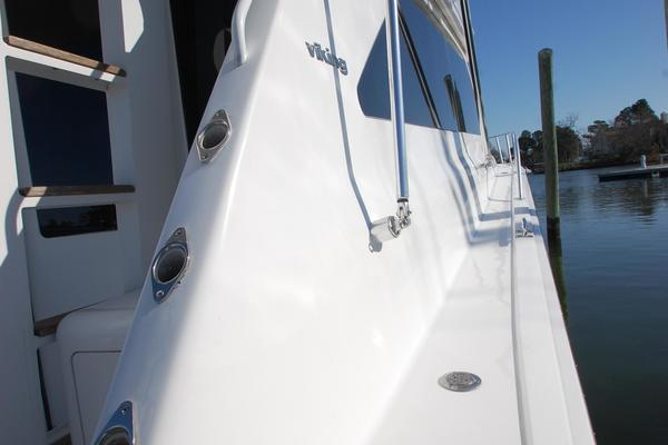 2005 Viking 52' 52 Convertible Cuttin Up | Picture 6 of 120