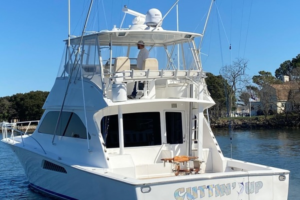 Picture Of: 52' Viking 52 Convertible 2005 Yacht For Sale | 3 of 120