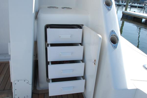 2005 Viking 52' 52 Convertible Cuttin Up | Picture 3 of 120