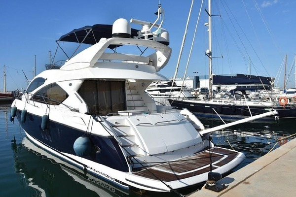 Picture Of: 60' Sunseeker 60 2006 Yacht For Sale | 1 of 13