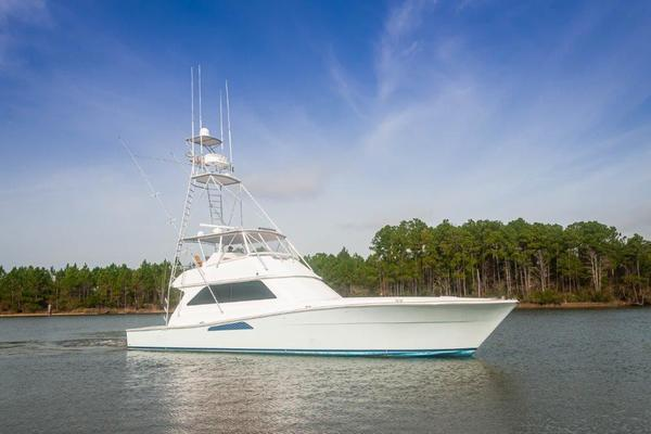 2000 Viking 58' 58 Convertible Geaux Deep | Picture 8 of 49