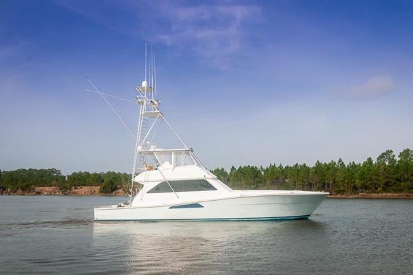 2000 Viking 58' 58 Convertible Geaux Deep | Picture 5 of 49