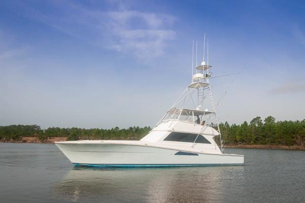 2000 Viking 58' 58 Convertible Geaux Deep | Picture 3 of 49