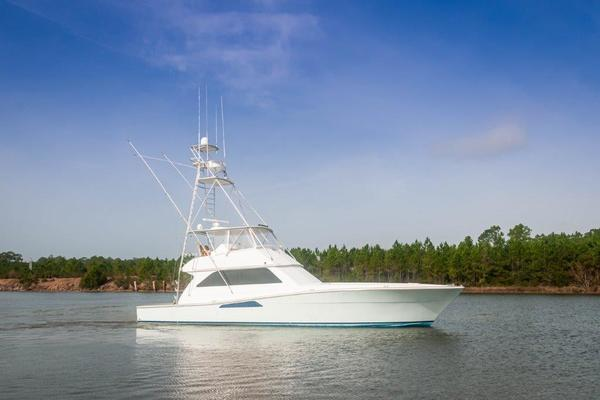 2000 Viking 58' 58 Convertible Geaux Deep | Picture 6 of 49