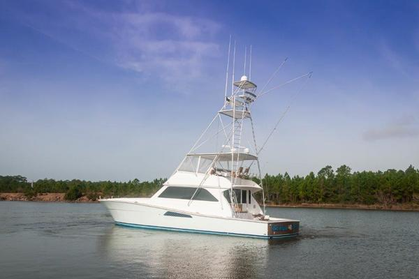 2000 Viking 58' 58 Convertible Geaux Deep | Picture 4 of 49