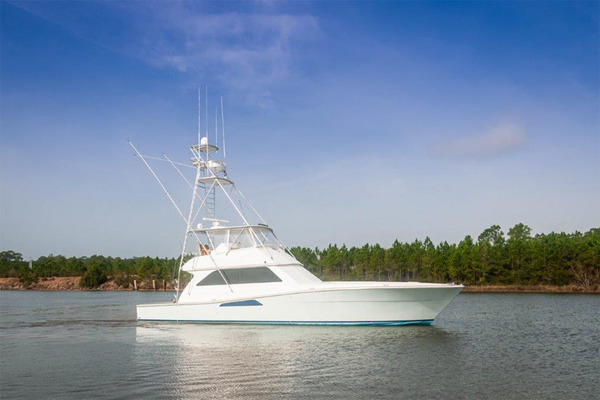 58' Viking 58 Convertible 2000 | Geaux Deep
