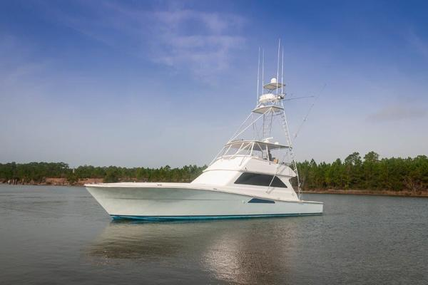 2000 Viking 58' 58 Convertible Geaux Deep | Picture 2 of 49