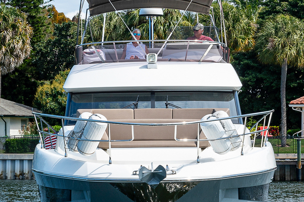 Picture Of: 45' Prestige 460 Flybridge 2018 Yacht For Sale | 2 of 47