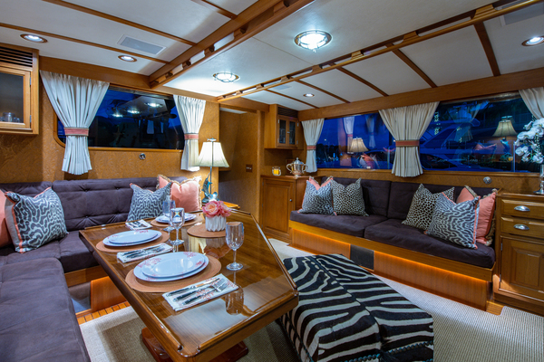 Picture Of: 72' Burger Hunt Design Express Cruiser 1988 Yacht For Sale | 4 of 27
