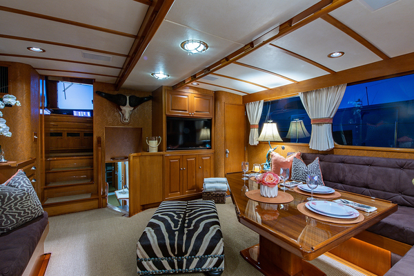Picture Of: 72' Burger Hunt Design Express Cruiser 1988 Yacht For Sale | 3 of 27