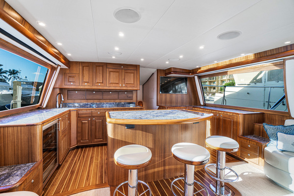 Picture Of: 69' Spencer Convertible 2015 Yacht For Sale | 4 of 30