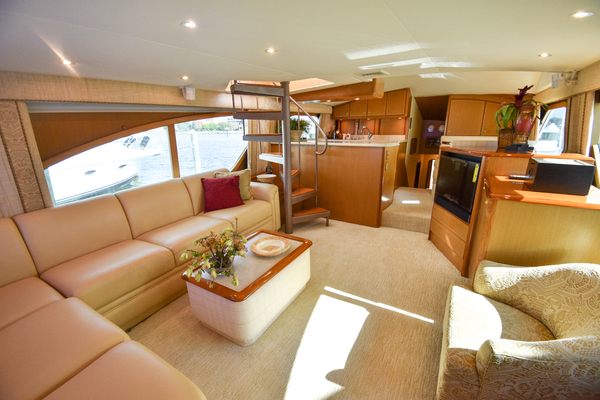 2004 Ocean Yachts 57' 57 Odyssey Melia | Picture 5 of 21