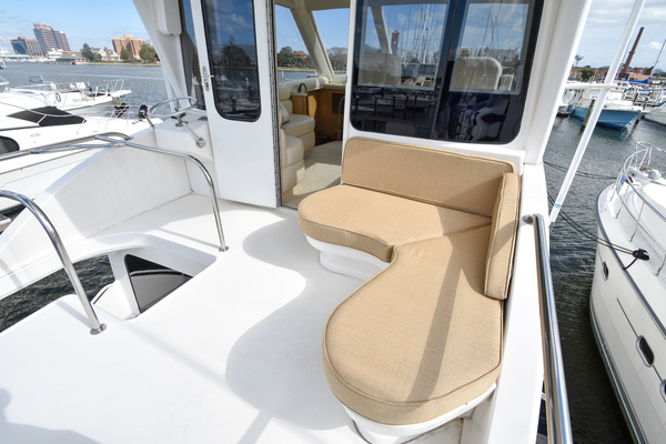 Picture Of: 63' Ocean Yachts 57 Odyssey 2004 Yacht For Sale | 4 of 21