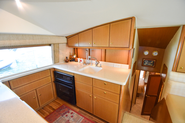 2004 Ocean Yachts 57' 57 Odyssey Melia | Picture 7 of 21
