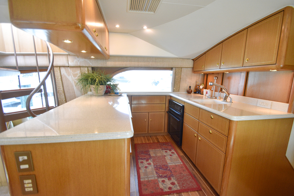 2004 Ocean Yachts 57' 57 Odyssey Melia | Picture 8 of 21