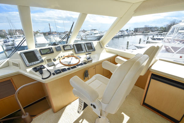 2004 Ocean Yachts 57' 57 Odyssey Melia | Picture 2 of 21