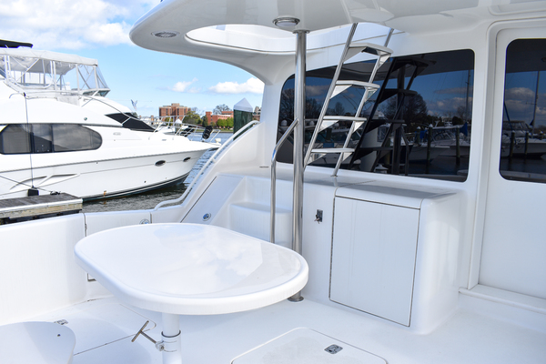2004 Ocean Yachts 57' 57 Odyssey Melia | Picture 3 of 21