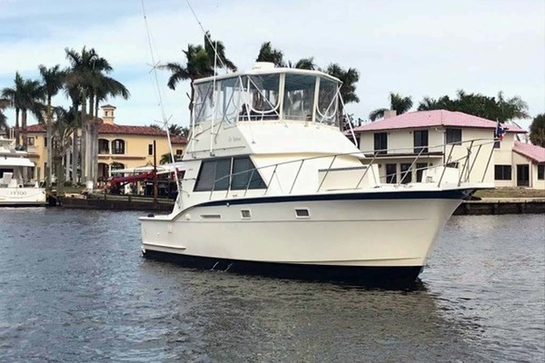 37' Hatteras 37 Convertible 1981 | Reel Development
