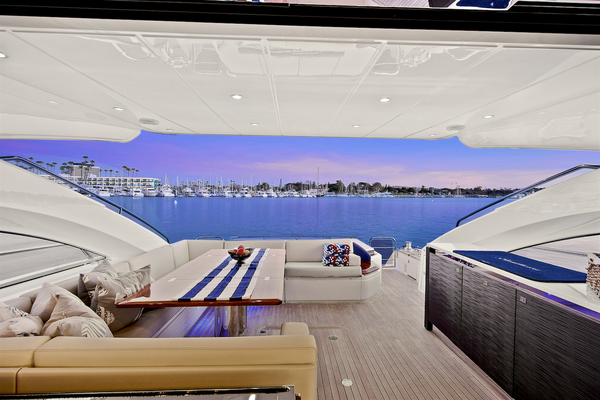 2014 Princess 72' V72 BREATHLESS | Picture 2 of 34