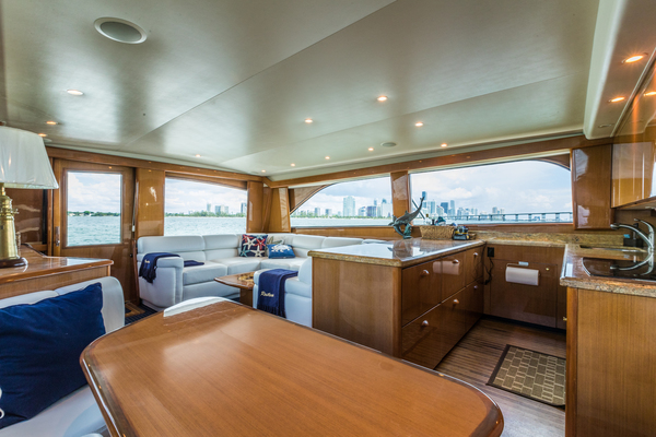 Picture Of: 61' Viking Convertible 2003 Yacht For Sale | 4 of 29