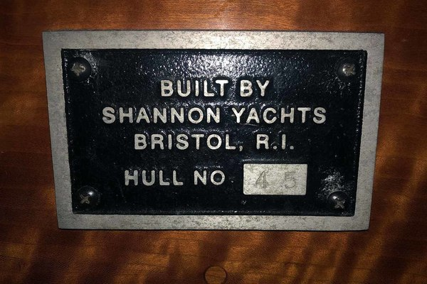 Picture Of: 43' Shannon 43 1999 Yacht For Sale | 3 of 54