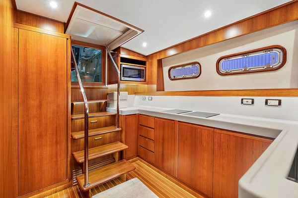 Picture Of: 60' Jim Smith Custom Walkaround 2016 Yacht For Sale | 3 of 28