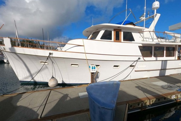 Picture Of: 55' Ocean Alexander MK I 1980 Yacht For Sale | 2 of 30