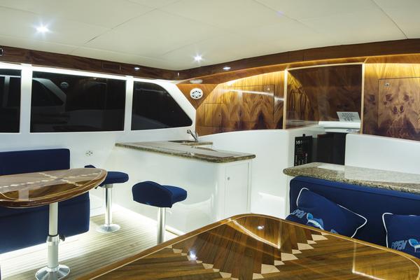 2020 Maverick Yachts Costa Rica 50' 50' Flybridge  50' Maverick Yachts Costa Rica | Picture 6 of 6