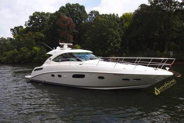 Picture Of: 47' Sea Ray Sundancer 2012 Yacht For Sale | 1 of 23