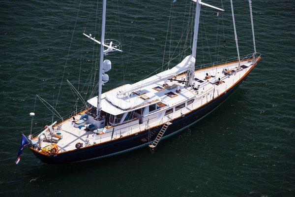 1990 Palmer Johnson 123'  AXIA | Picture 2 of 17