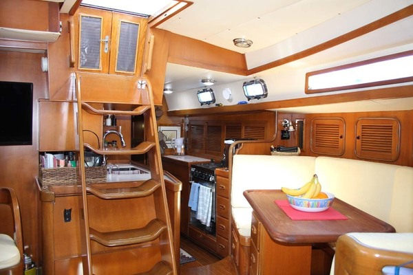 Picture Of: 48' Tayana 48 1995 Yacht For Sale | 3 of 58