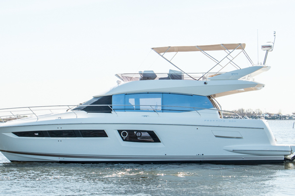 Picture Of: 53' Prestige 500 Flybridge 2016 Yacht For Sale | 1 of 40