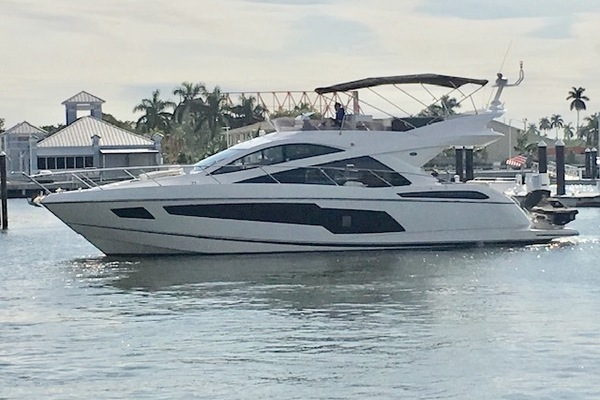 59' Sunseeker Manhattan 55 2015 | Splash