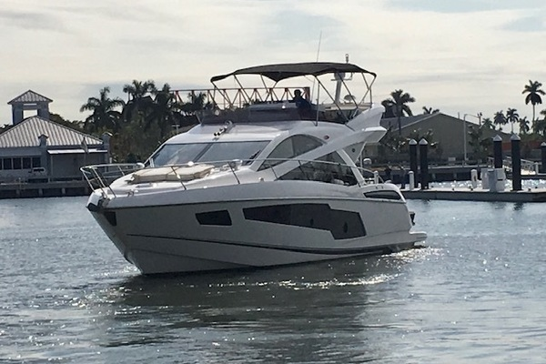 Picture Of: 59' Sunseeker Manhattan 55 2015 Yacht For Sale | 2 of 35