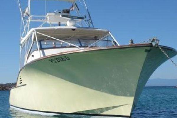 40' Custom Ocean Tech 40 1992 |